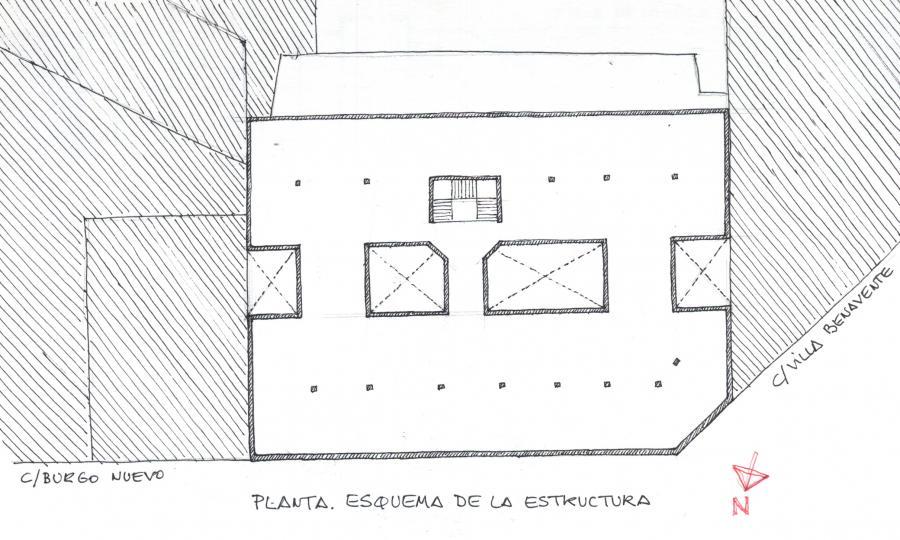 EDIFICIO C/ BURGO NUEVO nº 5