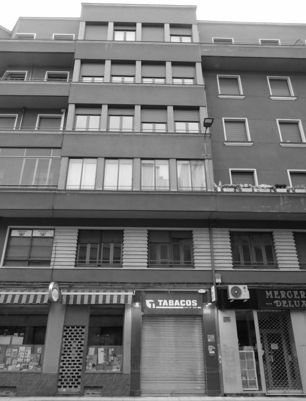 EDIFICIO C/ PADRE ISLA nº 11
